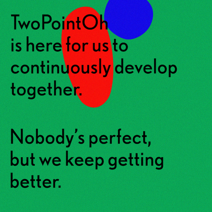 ABOUT TWOPOINTOH